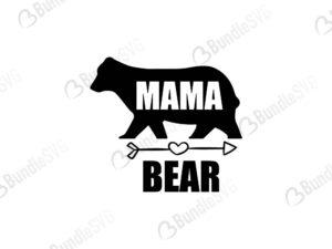 mama bear, mama bear free svg, mama bear svg, mama bear design, mama bear files, mama bear cricut, mama bear svg cut files free, svg, cut files, svg, dxf,
