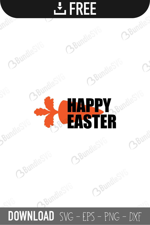 Happy Easter Svg Cut Files Bundlesvg