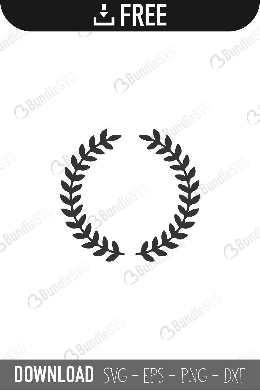 Monogram Frame Svg Free Download Bundlesvg