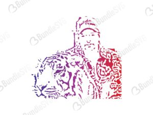 tiger king, joe exotic, free, tiger king download, tiger king free svg, tiger king svg, tiger king design, tiger king cricut, tiger king silhouette, tiger king svg cut files free, svg, cut files, svg, dxf, silhouette, vector,