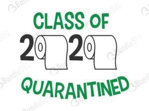 Class Of 2020 Toilet Paper Download Bundlesvg