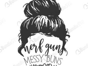 Silhouette Messy Bun Mom Life Svg Free – 154+ Amazing SVG File