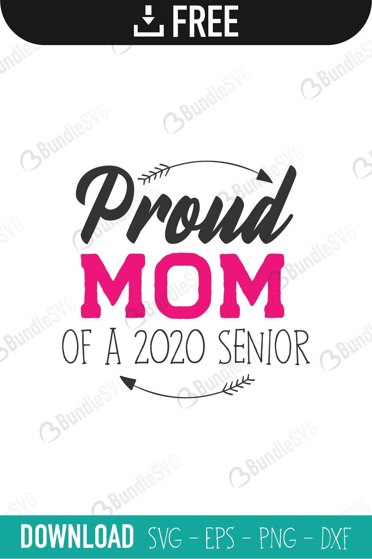 Proud Mom Svg Cut Files Free Download Bundlesvg