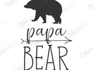papa, bear, papa bear, father's day, baby bear, crown svg, clipart, papa bear free, papa bear download, papa bear free svg, papa bear svg files, svg free, papa bear svg cut files free, dxf, silhouette, png, vector, free svg files,