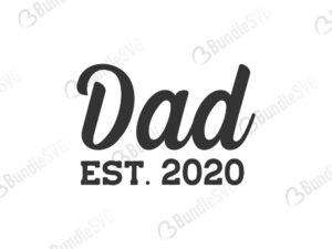 father's day, daddy, est 2020, established, dad mug, dad grill, happy, promoted, dad established free, dad established download, dad established free svg, dad established svg files, svg free, dad established svg cut files free, dxf, silhouette, png, vector, free svg files, 2020,