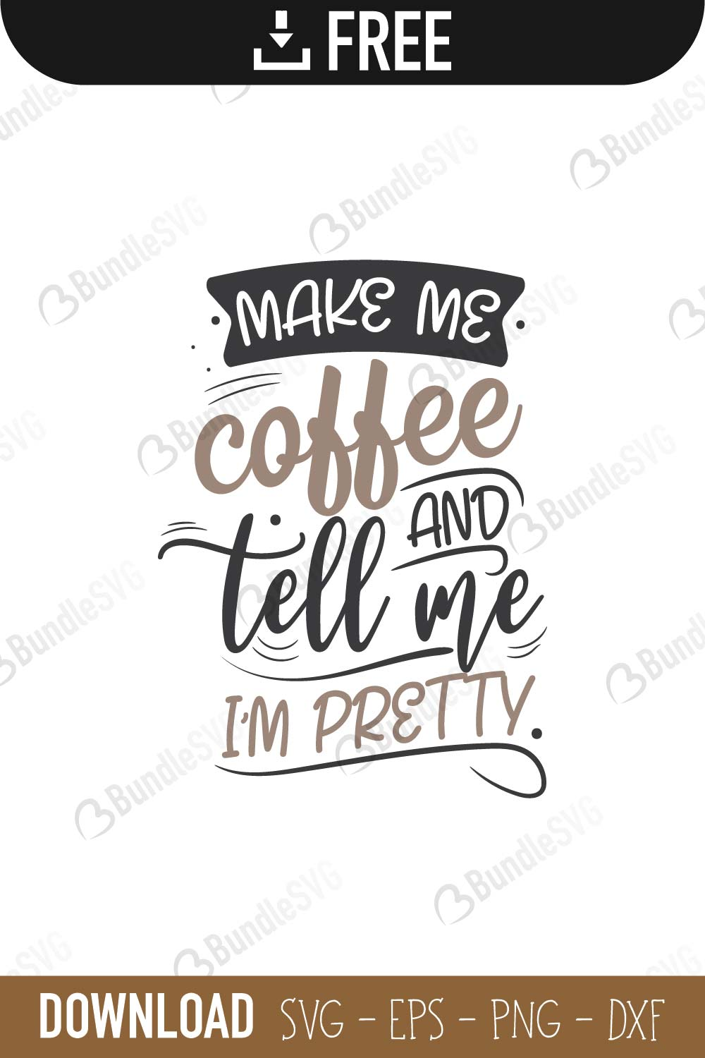 Coffee Quotes Svg Cut Files Free Download Bundlesvg