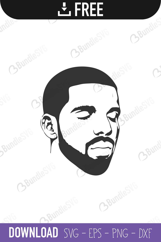drake, drake face, drake smile, rapper, cut, cameo, cricut, clipart, drake free, drake svg free, drake svg cut files free, drake download, drake shirt design, cut file,