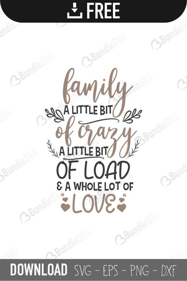 Family Quotes Svg Cut Files Free Download Bundlesvg