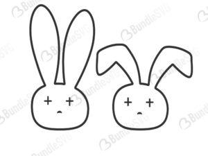 Bad Bunny, Bad Bunny Music SVG, Bad Bunny SVG, El Conejo Malo, El Conejo Malo Music, El Conejo Malo SVG, Hispanic, Puerto Rico, Puerto Rico SVG, Reggaeton, Reggaeton SVG