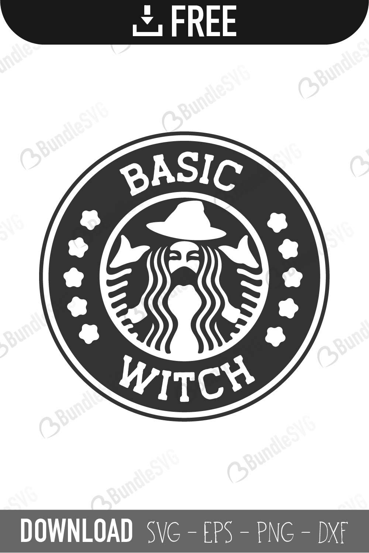 Basic Witch Svg Cut Files Free Download Bundlesvg