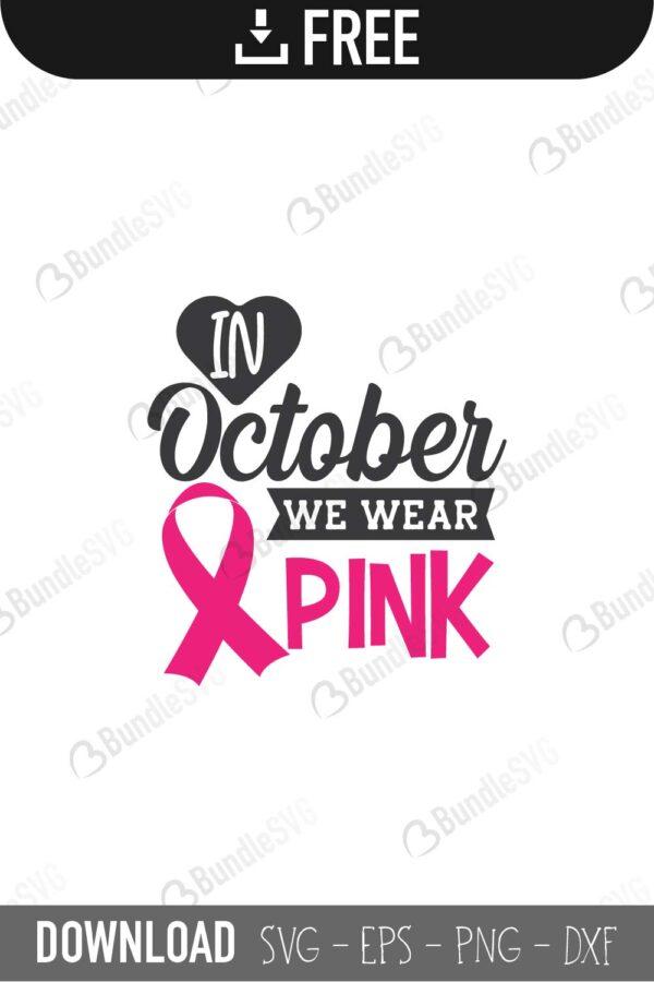 wear pink, pink ribbon, breast cancer awareness svg, metastatic breast, pink ribbon, cancer survivor, childhood cancer, breast cancer svg, cancer awareness svg, free, svg free, svg cut files free, download, shirt design, cut file,